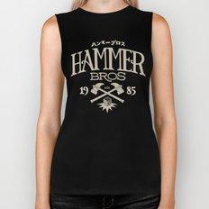 HAMMER BROTHERS Biker Tank
