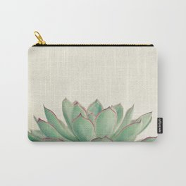 Echeveria Carry-All Pouch