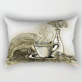 CoffeeCoffee Rectangular Pillow