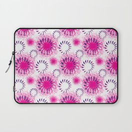 Fuchsia Twist Laptop Sleeve