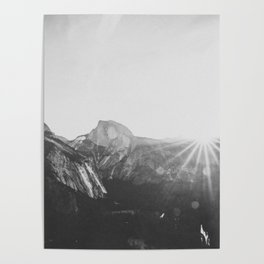 YOSEMITE / California Poster