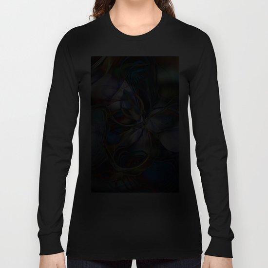 Curlicue Long Sleeve T-shirt
