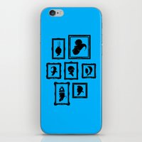Stage Select iPhone & iPod Skin