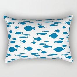 submarin-fish Rectangular Pillow