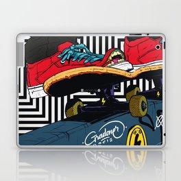 """50-50"" Laptop & iPad Skin"