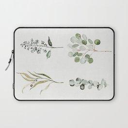 Eucalyptus Branches Laptop Sleeve
