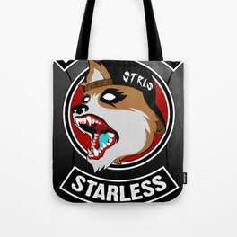 Demon Dogs Biker Brigade Tote Bag