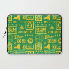 Run Upstate Laptop Sleeve