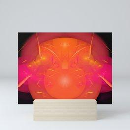 Pricewinning ding-a-ling ... Mini Art Print
