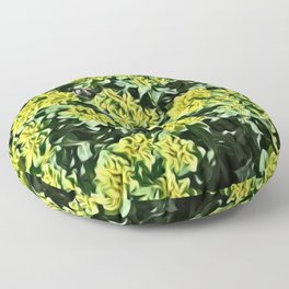 JC FloralArt 07 Floor Pillow