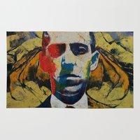 lovecraft Area & Throw Rugs featuring Lovecraft by Michael Creese