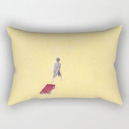 Exploring: Solitude Rectangular Pillow