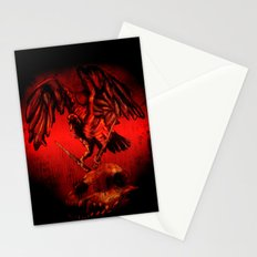 SWITCHBLADE VULTURE Stationery Cards