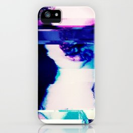 damnation matrix iPhone Case