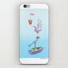 Setting Sail iPhone & iPod Skin