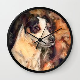 Rescue Me Wall Clock