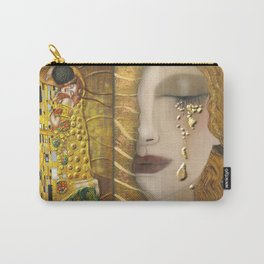 My Klimt Serie:Gold Carry-All Pouch