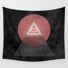 Illuminati Wall Tapestry