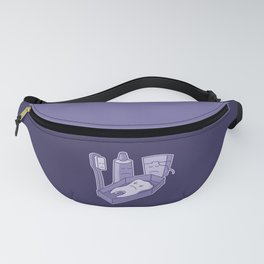 Tooth funeral Fanny Pack