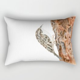 Little Creeper by Teresa Thompson Rectangular Pillow