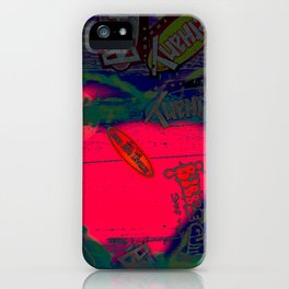 With All my Heart Remix iPhone Case