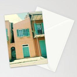 New Orleans Street v.1 Stationery Cards