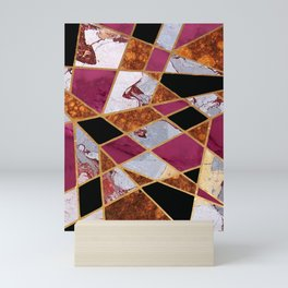 Abstract #448 Mini Art Print