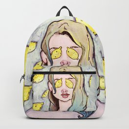 Lemon Eyes Backpack