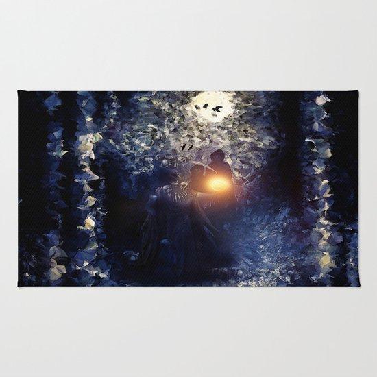 The Necromancer, by Paul Kimble & Viviana Gonzalez Rug