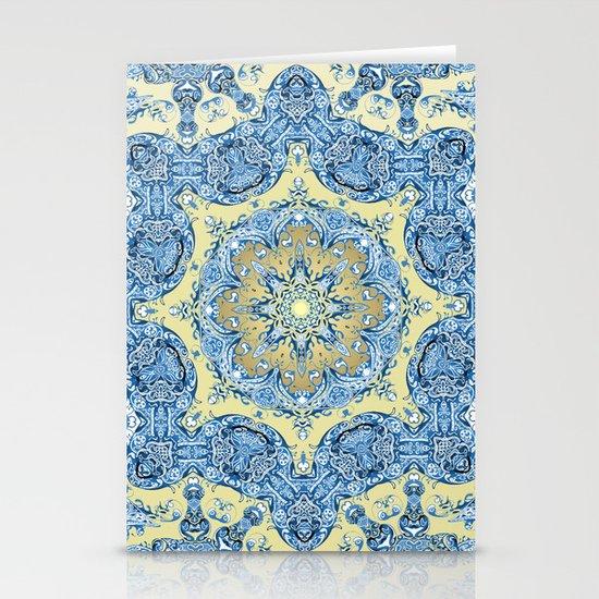 Turkish Mandala Stationery Cards