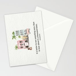 cuba // travel inspired stationery Stationery Cards
