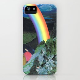Residual Thinking Solution iPhone Case