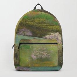 Deep Forest Cabin Backpack