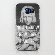 Joan of Arc Galaxy S6 Slim Case