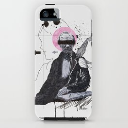 Mighty Poets in Their Misery Dead iPhone Case