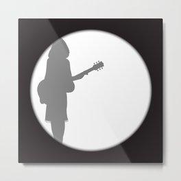 Performer Spotlight Metal Print