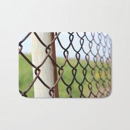Caged In  Bath Mat