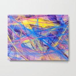 Abstract 87 Metal Print