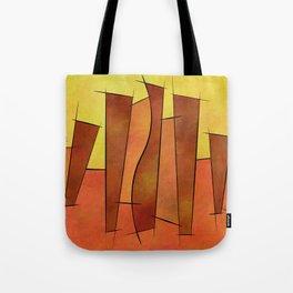 Siangonissa V1 - falling leaves Tote Bag