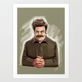 This Guy. Art Print