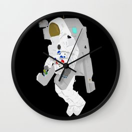 Space Cadet Wall Clock