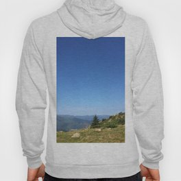 View on the summits Hoody
