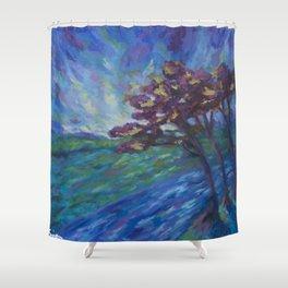 In Between Dreams Shower Curtain