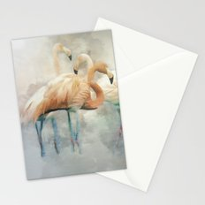 Flamingo Fantasy Stationery Cards
