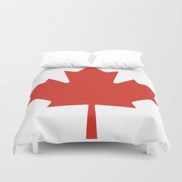O Canada Duvet Cover