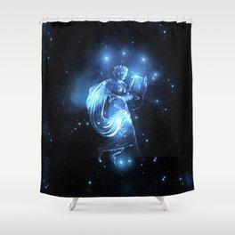 Terpsichore Shower Curtain