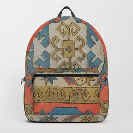 Traditional Aztec inspired Rug Backpack