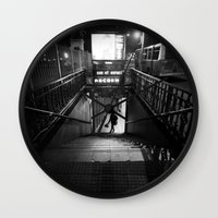 daria Wall Clocks featuring Daria by Jens Lumm