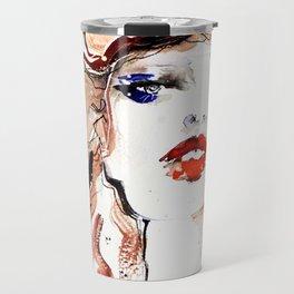 Beauty 5/2019. Fashion illustration Travel Mug