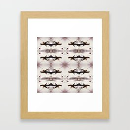 SHARKflight Framed Art Print